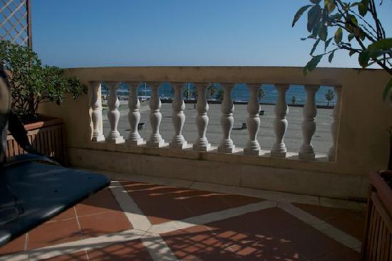 Hotel San Giorgio: View from junior suite