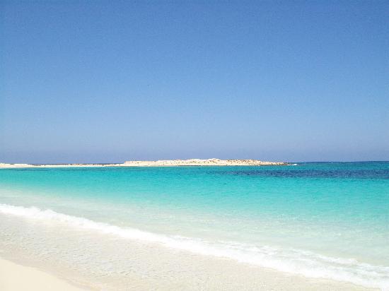 Jaz Oriental Resort: Mare il 9 agosto