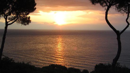 Sea View: alba al seaview