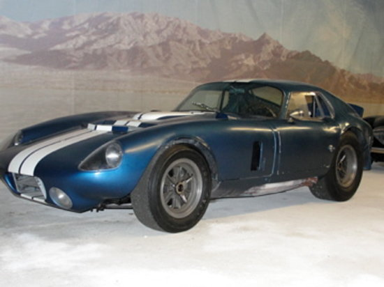 simeone auto museum