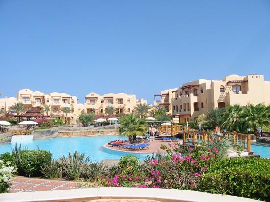 Steigenberger Coraya Beach: piscina 3