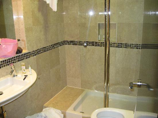 Hotel Mirador de Chamartin : baño