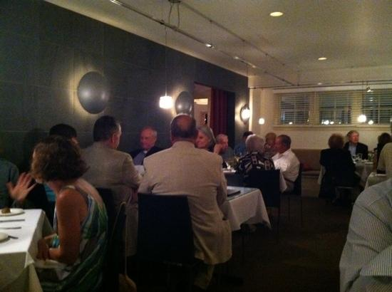 Lyric: Aug 2011 dining. Trendy!