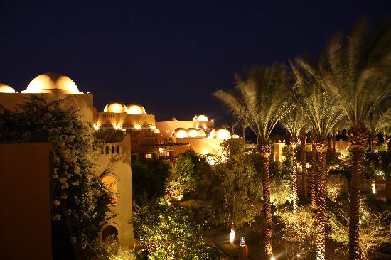 The Grand Makadi Hotel: vue de notre balcon