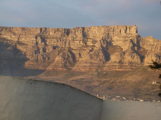 Upperbloem : Blick auf den Tafelberg