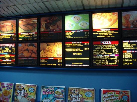 G G Caribbean Restaurant Menu
