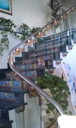 BEST WESTERN Hotel Syrene: satircase