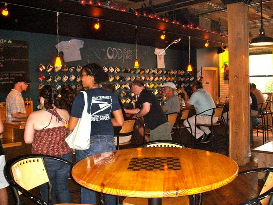 Photo of Pub Odd Side Ales at 41 Washington Avenue, Grand Haven, MI 49417, United States