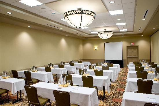 Hilton Garden Inn Pensacola Airport -Medical Center: Banquet Room Classroom style