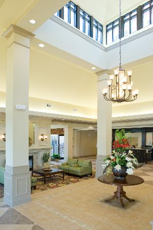 Hilton Garden Inn Pensacola Airport -Medical Center: Lobby