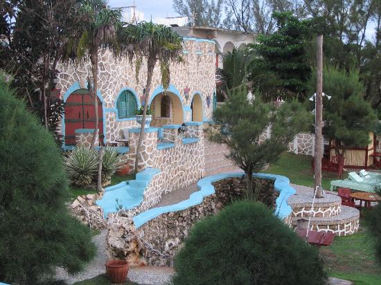 Blue Cave Castle照片