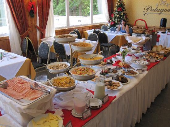 Villa Huinid Resort & Spa: Breakfast