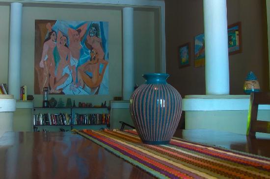 Casa Silas B & B: ceramica