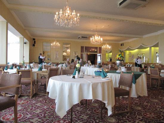 The Redcliffe Hotel: Dining room