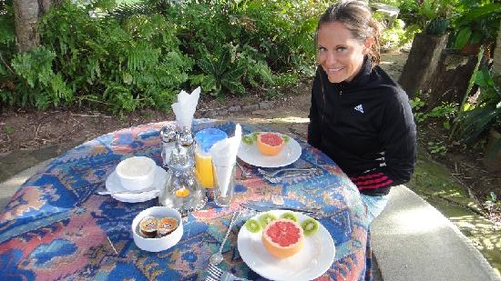 Ocean Grove Guest House: the fruit was the best quality