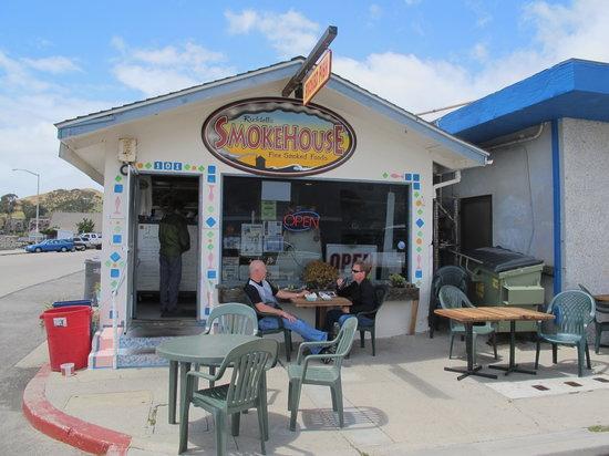 Ruddells Smokehouse Cayucos Menu Prices Restaurant Reviews