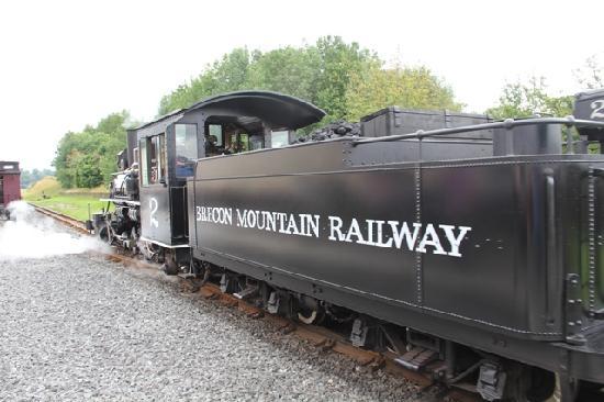 Merthyr Tydfil, UK : Brecon Mountain Railway