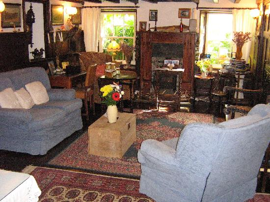 Lewis's Bed and Breakfast: Residents Sitting Room