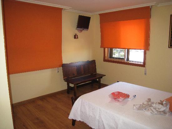 Apartamentos Ababides: dormitorio