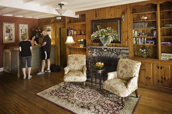 Madison Inn: Lobby