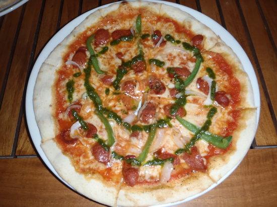 Il Cielo : Pizza