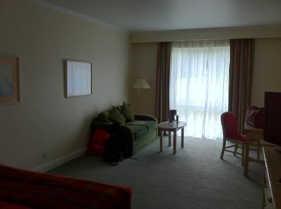 Hilton Northampton: Standard Room