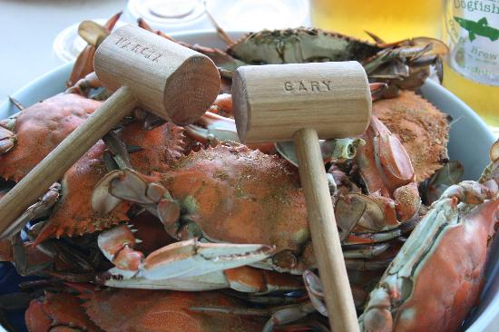 The Cherry Street Inn: Crabs Rule
