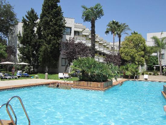 Hipotels Hotel Sherry Park: Piscine extérieure