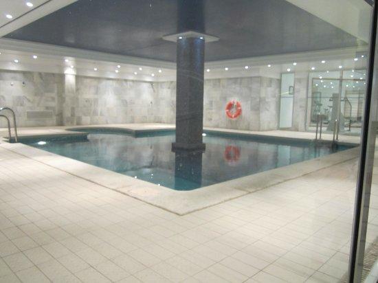 Hipotels Hotel Sherry Park: Piscine intérieure