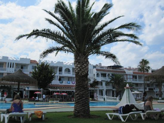 Residence Playa Romana : la piscine