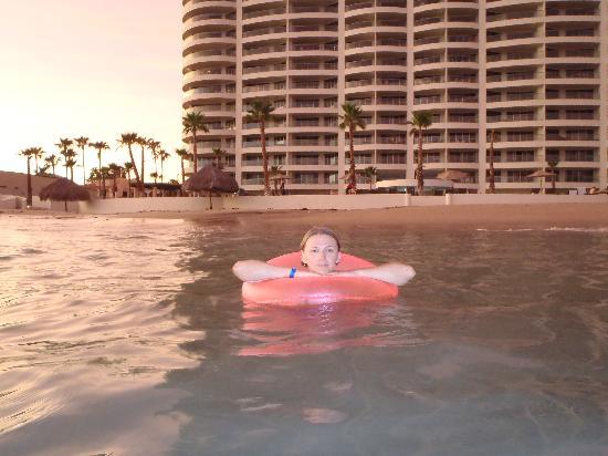 Condo-Hotel Playa Blanca: Playa Blanca from sea view