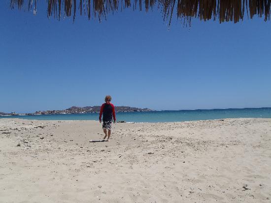 Condo-Hotel Playa Blanca: Front beach Playa Blanca