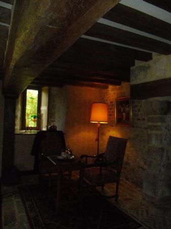Prieuré Saint-Michel: Interno della camera 2