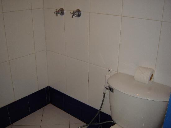 Costa Linda Beach: Baño