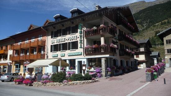 Lanslebourg Mont Cenis, Francia: l'hôtel