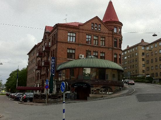 Best Western Tidbloms Hotel: Hotellets utsida