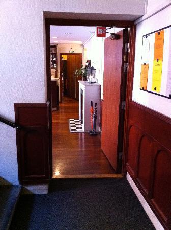 Best Western Tidbloms Hotel: Receptionsutrymme