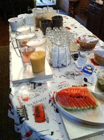 Best Western Tidbloms Hotel: Frukostbuffén
