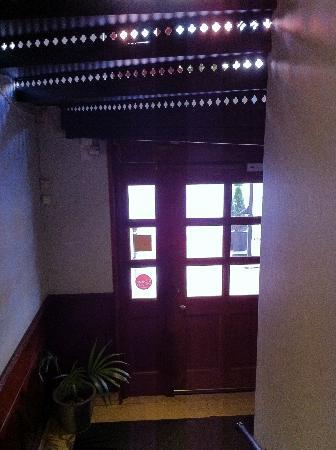 Best Western Tidbloms Hotel: Entrén