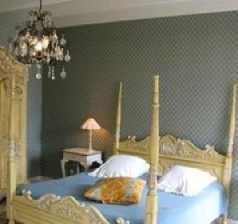 Chateau Rousselle: Chambre Merlot 2 ou 3 P
