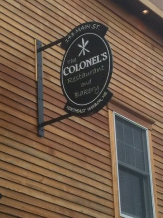 Colonel's Restaurant and Bakery