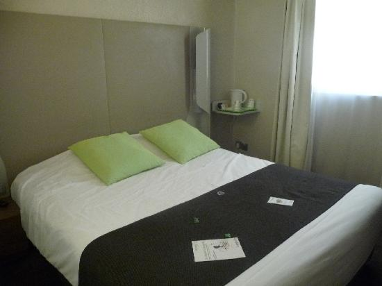 Campanile Perpignan Nord Rivesaltes: chambre