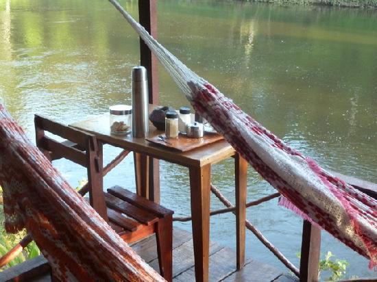 Awarradam Jungle Lodge: Coffee in the morning!