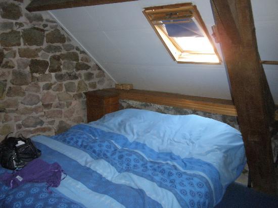 B&B La Moriere : slaapkamer aan de achterkant van het huis