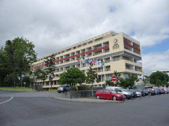 Sao Miguel Park Hotel: Outside picture of hotel