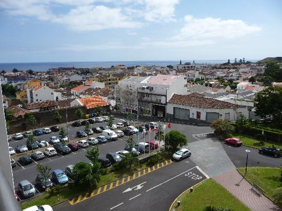 Sao Miguel Park Hotel: Picture from balcony
