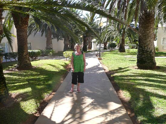 me in part of the grounds
