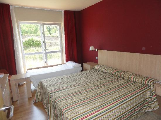 Apartamentos Mar Comillas: habitación