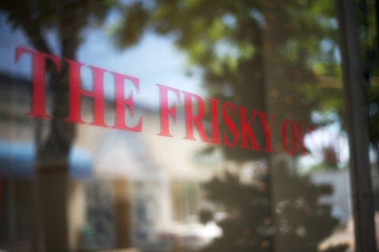 The Frisky Oyster