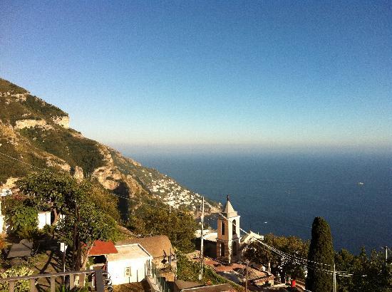 Residence Villa Degli Dei: Panorama
